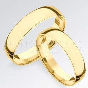 Sárgaarany karikagyűrűk
