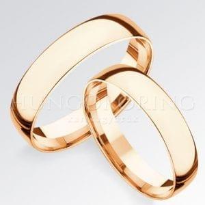 Vörösarany karikagyűrűk
